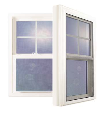 4800 Double Hung Vinyl Window