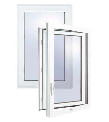 5300 Casement Aluminum Window
