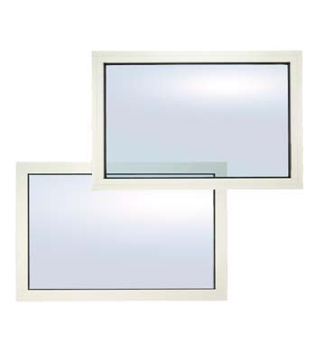 5500 Fixed Aluminum Window