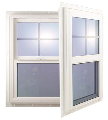 6100 Single Hung Vinyl Window