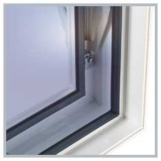 Triple-Seal Weatherstripping