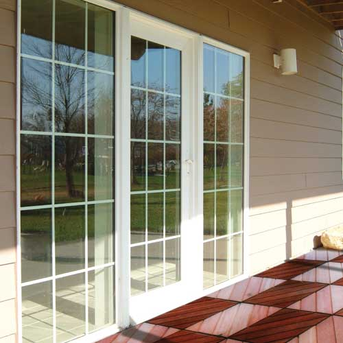 4400 Series Sliding Glass Vinyl Door
