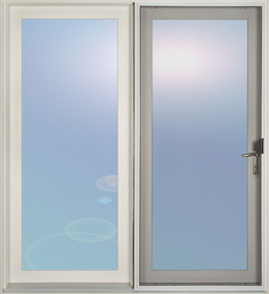 Atrium Swing Doors